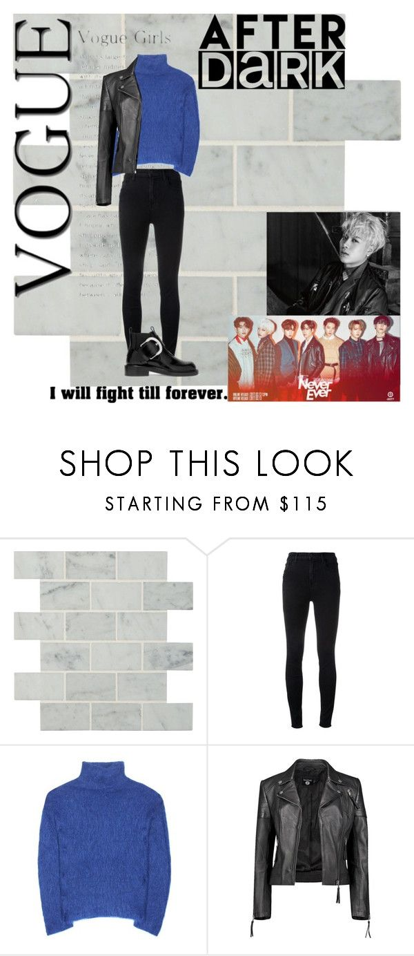 """""""Never Ever - Jackson"""" by heaven-bts ❤ liked on Polyvore featuring J Brand, By Malene Birger, Boohoo, Maison Margiela and Justin Bieber"""