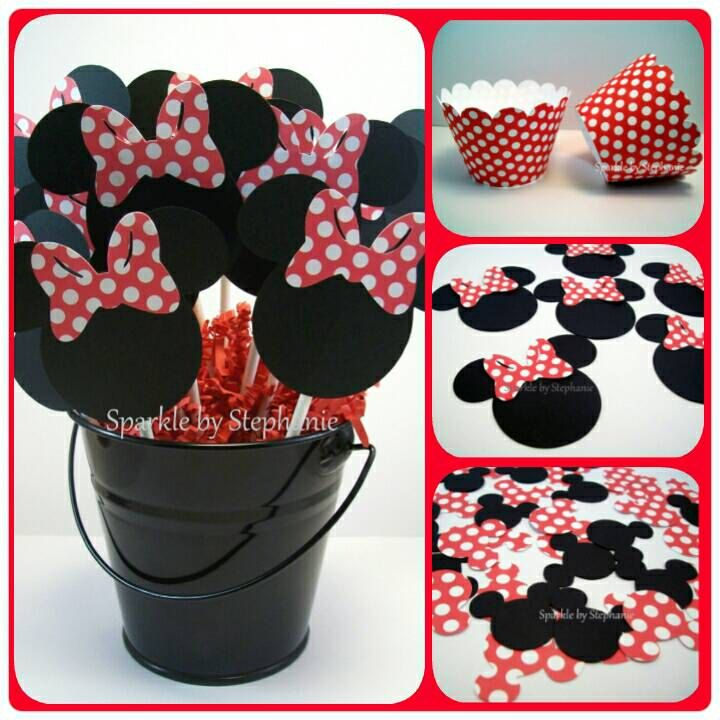 361 Best Mickey Mouse Amp Minnie Mouse Birthday Party Images