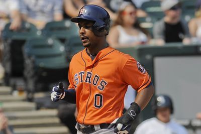 Astros trade rumors: Angels interested in L.J. Hoes