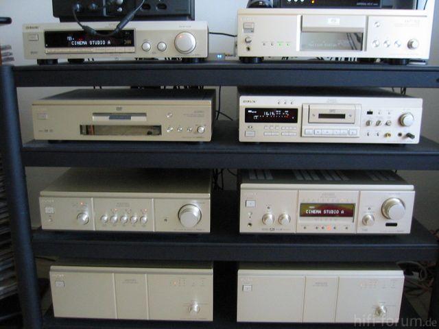 1990 S Vintage Modern Sony Es Setup Vintage Sony Es