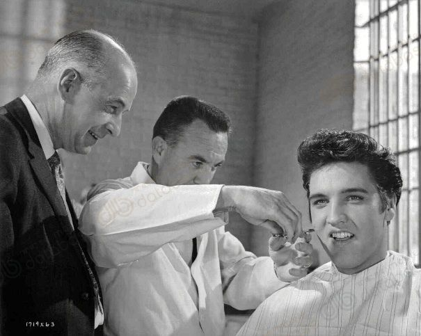 Image result for Elvis presley may 21, 1957 jailhouse rock wig