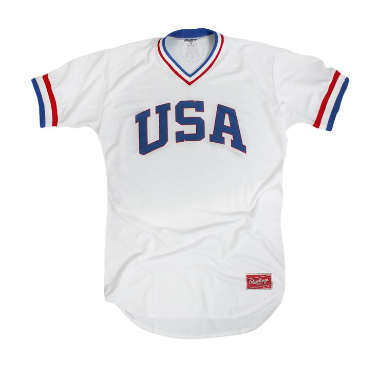 USA Jersey (White) | Products, Jersey and Sports