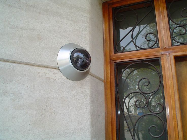 Front Door Security Camera And Monitor