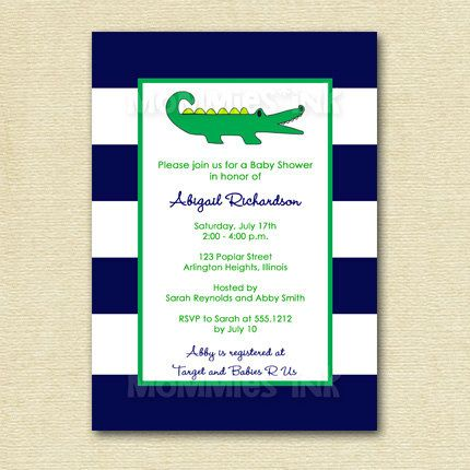 24 best images about baby shower on pinterest, Baby shower invitations