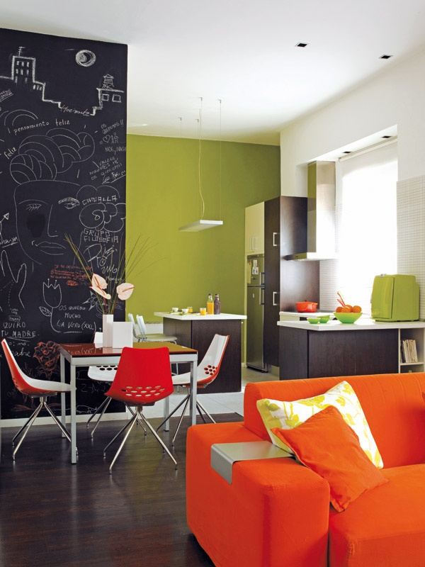 Ideas para renovar la casa furniture easy decorations - Como pintar un piso pequeno ...