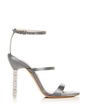 fba805ccf Sophia Webster - Women s Rosalind Crystal Satin High-Heel Sandals ...