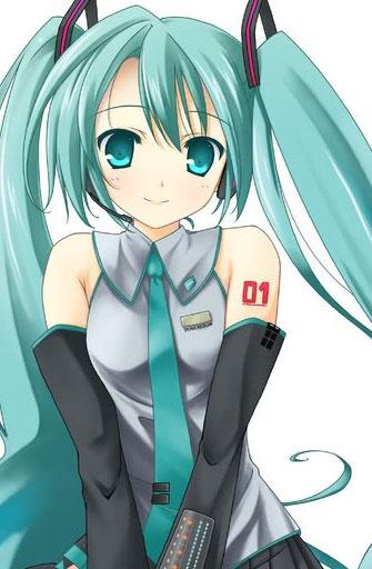 90cm vocaloidhatsune miku blue green ponytail cosplay