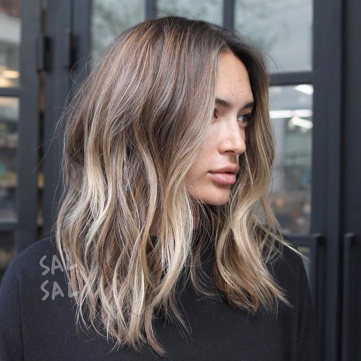 """1,494 Likes, 14 Comments - SAL SALCEDO (@salsalhair) on Instagram: """"It's always Beachy  in California✌ Color @mizzchoi Cut/Style @salsalhair  #salsalhair #mizzchoi…"""""""