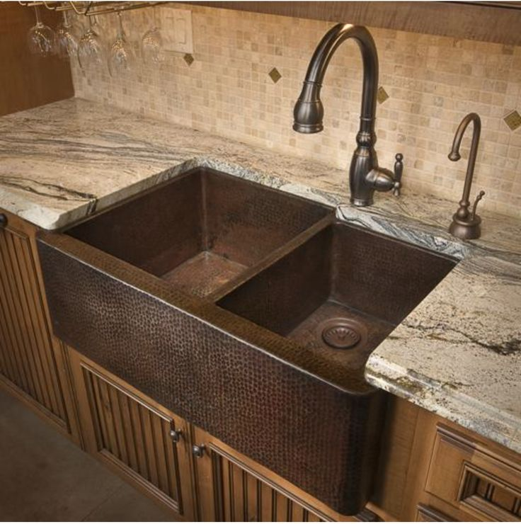 Duet farm sink kitchens pinterest for Kitchen sink ideas