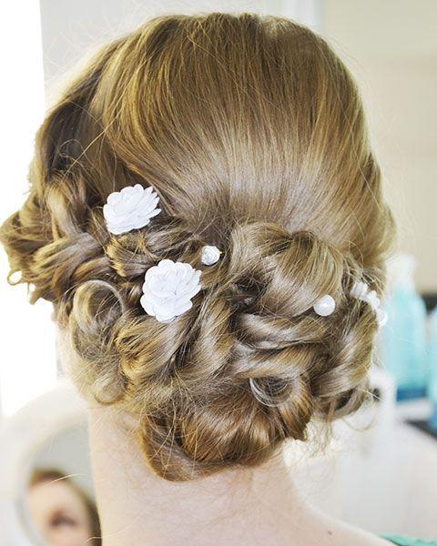 Braut Trend Frisur 2014
