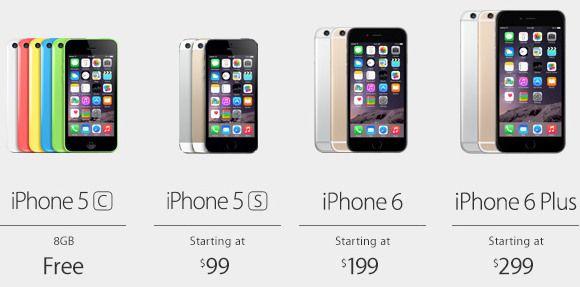 Apple a prezentat în această seară iPhone 6 și Apple Watch. Vorbim de două telefoane și un ceas inteligent. Acestea sunt prețurile pentru noile dispozitive. Apple CEO Tim Cook wears the Apple Watch...
