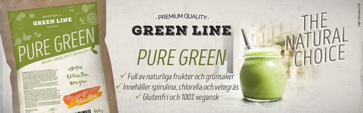 Green Line Pure Green