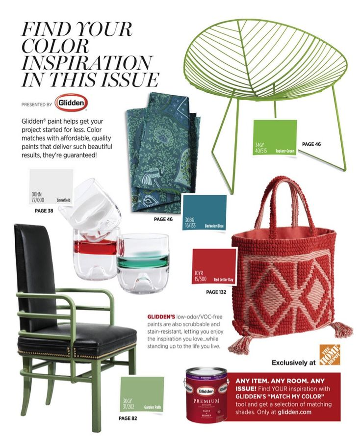 I saw this in the Jul/Aug 2015 issue of @ELLEDECOR.   http://bit.ly/1pTydyx