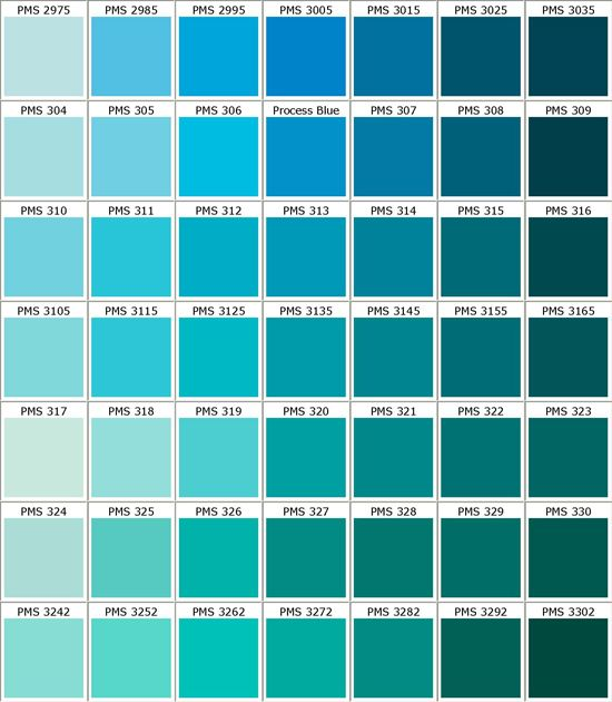 Love these blues :) I can feel a project coming on for my bathroom :)