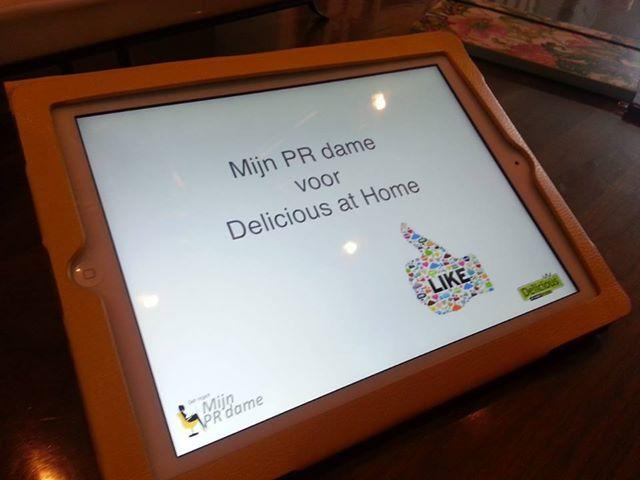 Bij Ralph van Kroonenburg, Delicious at Home. www.deliciousathome.nl