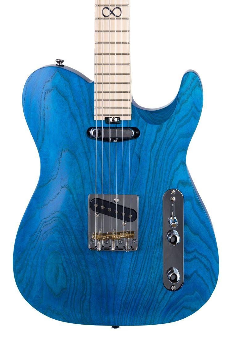 Chapman Guitars ML3- Blue