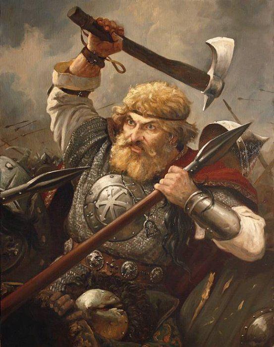 Mitologia nordica - Thor e il suo martello