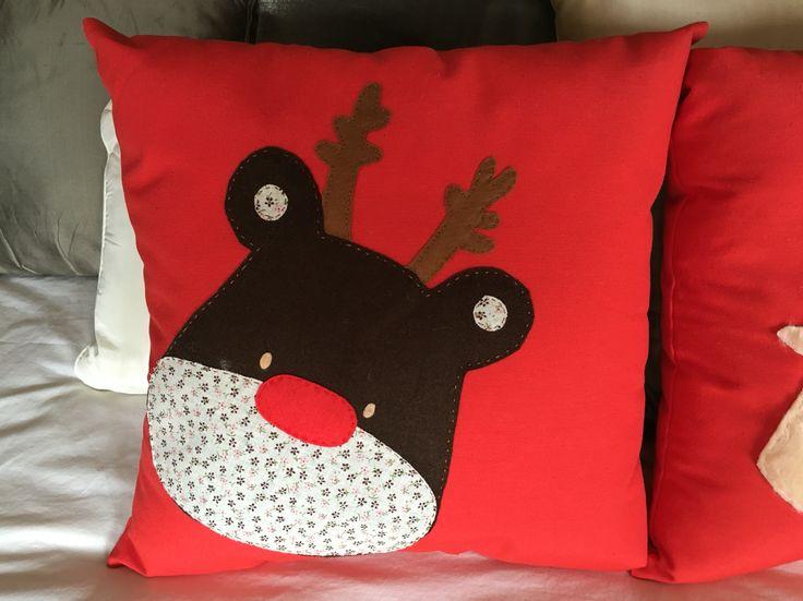 Cojín Rudolph