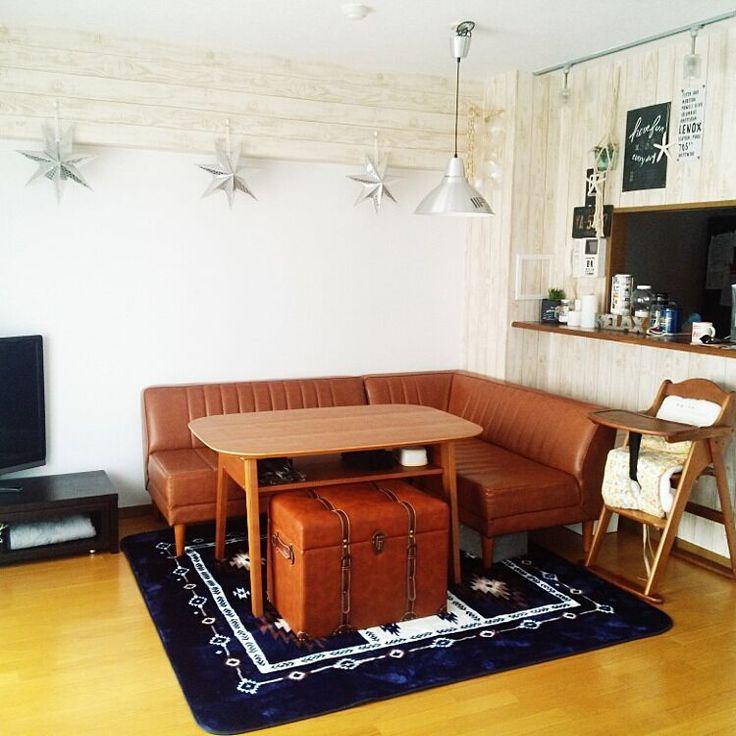 Lounge/IKEA/しまむら/niko and… /RHC/さりゅ!...などのインテリア実例 - 2016-02-24 10:29:38 | RoomClip (ルームクリップ)