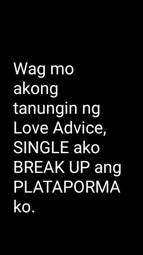 love advice interested