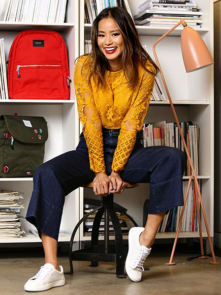 Star Tracks: Wednesday, July 20, 2016 | SITTING PRETTY  | Jaime Chung takes a load off during a photo shoot for Shopbop.com at the online retailer's N.Y.C. headquarters on Tuesday.