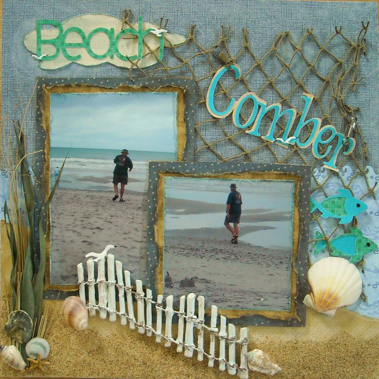 Layout: Beach Comber