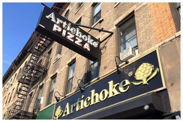 Artichoke Basille's Pizza - Locations everywhere now!
