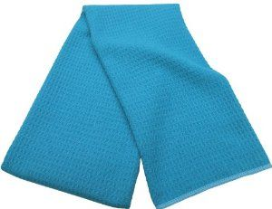 "Sinland 20""x40"" Waffle Weave Microfiber Hair Drying Towels Gym Towels - Visit to see more options"