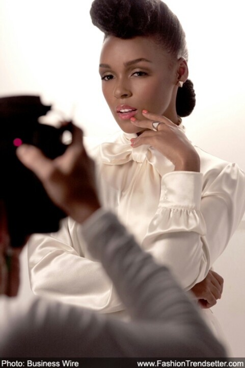 Janelle Monae - the definition of natural style
