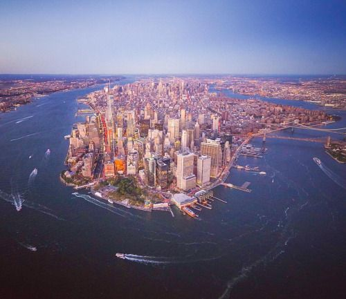 Manhattan, New York by Toby Harriman @tobyharriman | New York City Feelings | Bloglovin'