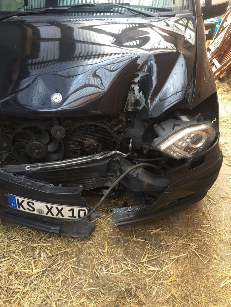 Mercedes Benz Viano Ambiente 3.0 CDI lang Voll Bj. 2011 Unfallfahrzeug