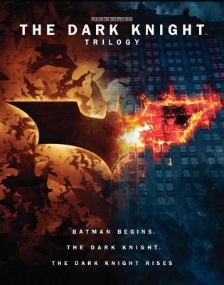 Loot.co.za - DVD: The Dark Knight Trilogy - Batman Begins / The Dark Knight / The Dark Knight Rises (DVD, Boxed set): Christian Bale, Gary Oldman, Morgan Freeman, Michael Caine | Action