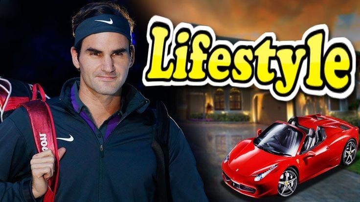 Roger Federer Net Worth,Biography | Roger Federer Car and House | Federe...