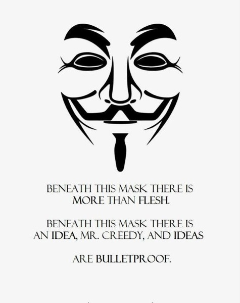 November V For Vendetta Quotes. QuotesGram