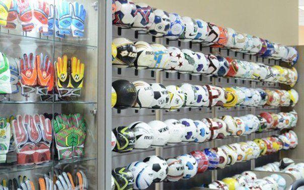 Открываем магазин спортивных товаров