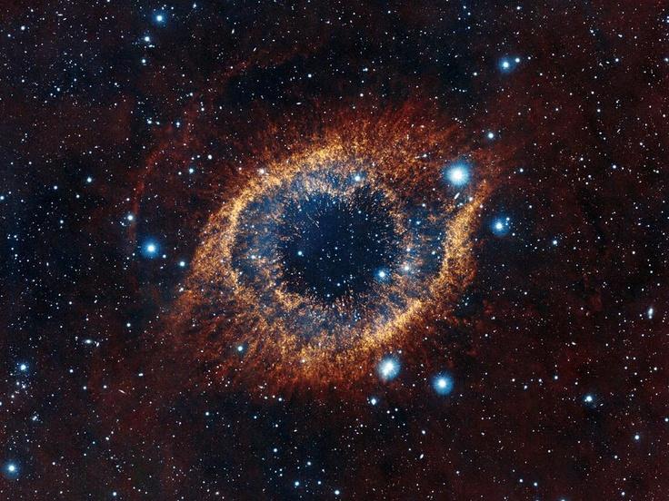 Nebula - Eye of God