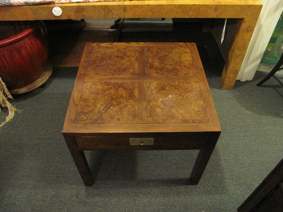 Henredon end table in 17 Brook St, Staten Island, NY 10301, USA ~ Apartment Therapy Classifieds