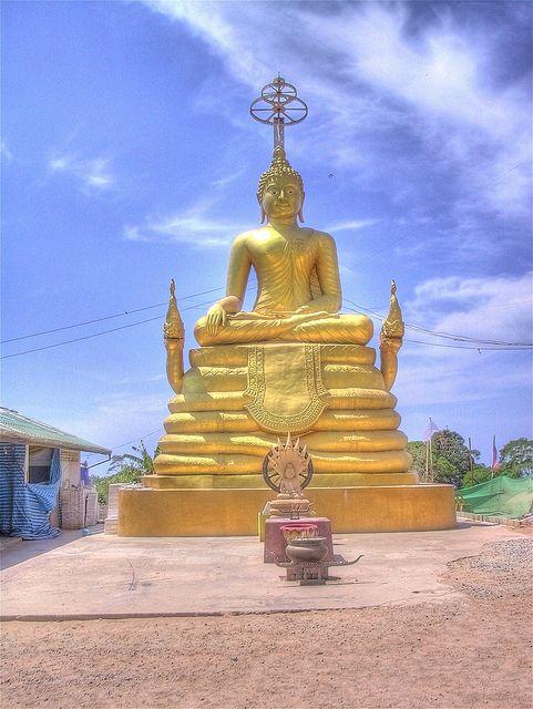 Golden Buddha Phuket