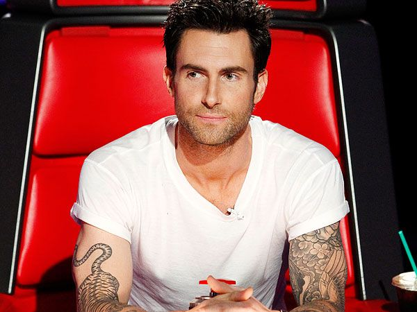 Adam Levine Has Some Thoughts About Marriage...