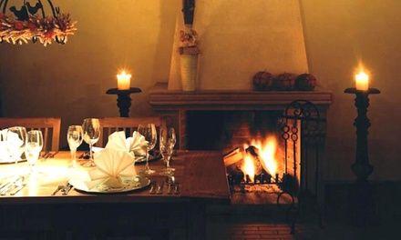 Erzgebirge: 1-3 Nächte für 2 inkl. Candle-Light-Dinner und Schokoladenmanufakturführung im 4* RomantikHotel Schwanefeld