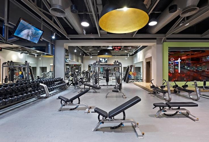 My Gym Place D Gym Istanbul Gym Design Gym Interior Design