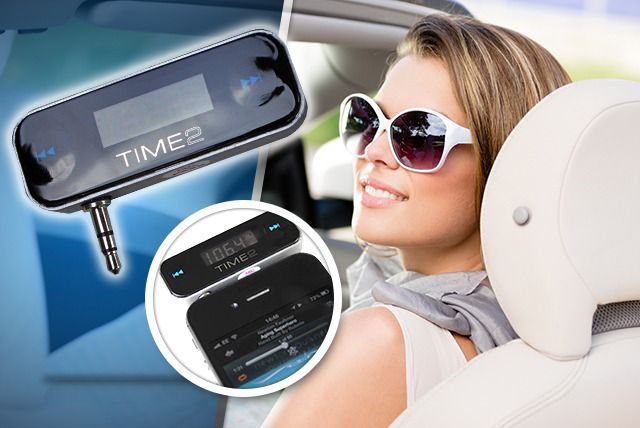 Handsfree Car Kit & FM Transmitter
