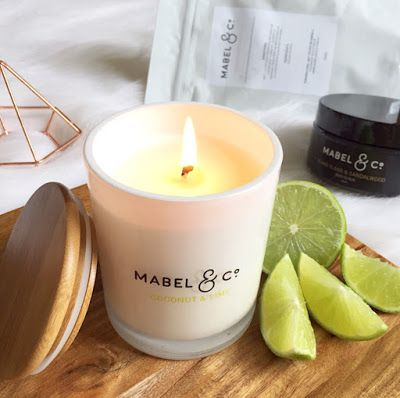 Fabulous and Fun Life: Love, Light & Pampering with Mabel & Co. I'm loving these divinely scented candles, bath salts and body scrubs. Click on this pin to find out more about them!