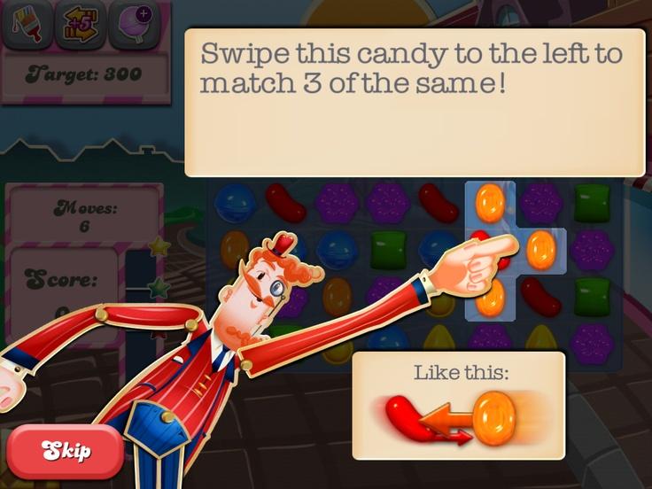 Candy Crush Saga - Bejeweled at its best?