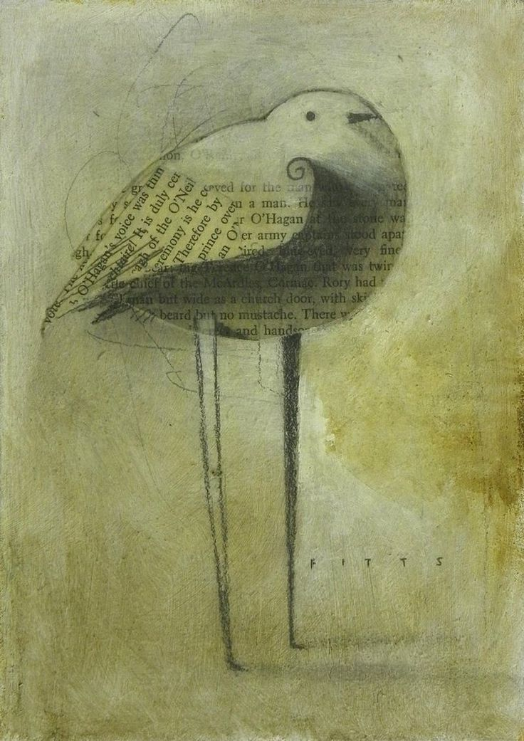 Bird Whose Voice was Thin by *SethFitts