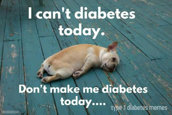 I have felt that way a lot, ugh. FYI this is my most pinned pin. What does that tell you about type 1 diabetics? It's so hard to do this 24/7.