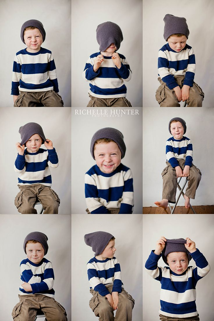 cute idea for 3 year old photos for Levi!