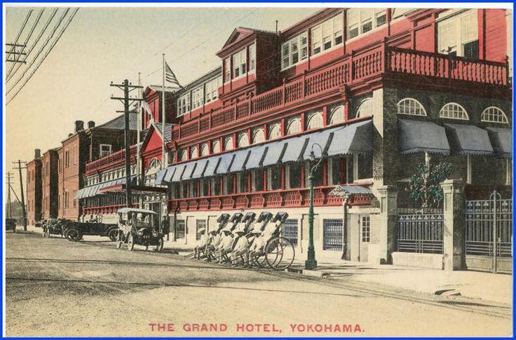 グランドホテル 外観