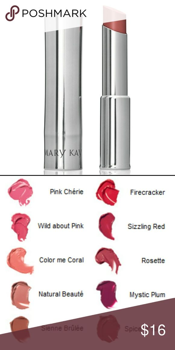 LIPSTICK True dimension lipstick by Mary Kay this is for the shade Natural Beaut? retails for $18  plus tax and shipping so a steal at this price. Makeup Lipstick