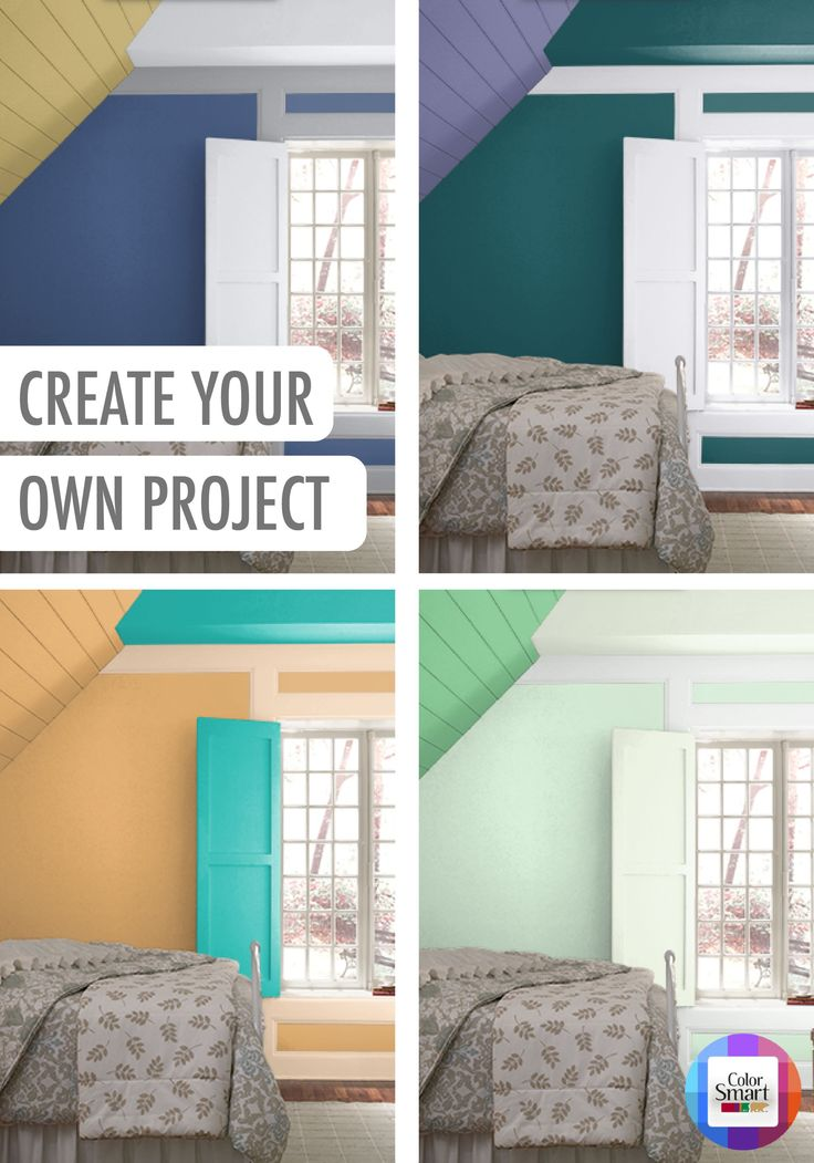 186 best Colorful Rooms and Spaces images on Pinterest | Colorful rooms,  Color palettes and Behr paint